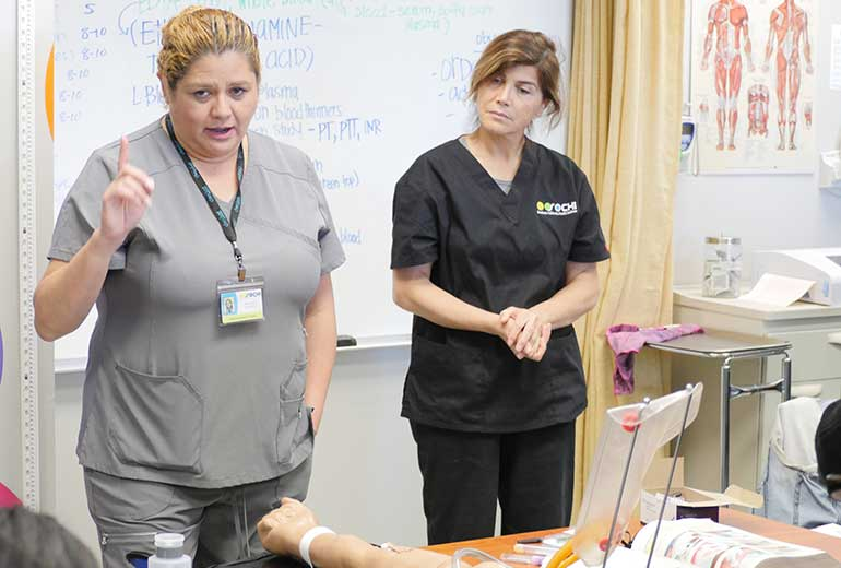 Certified Nursing Assistant School