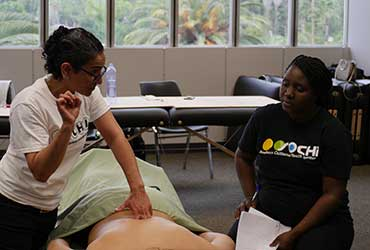 Massage Therapy Program