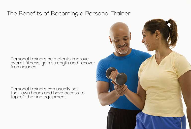 Benefits of Becoming a Personal Trainer