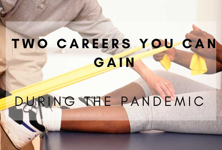 Careers You Can Gain During The Pandemic
