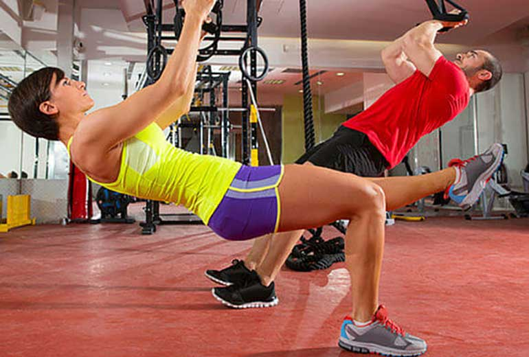 Crossfit Exercises