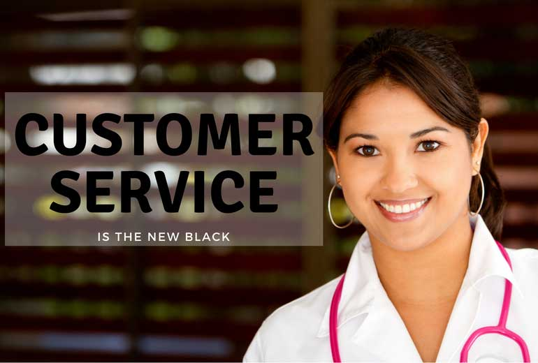 Customer Service Is The New Black