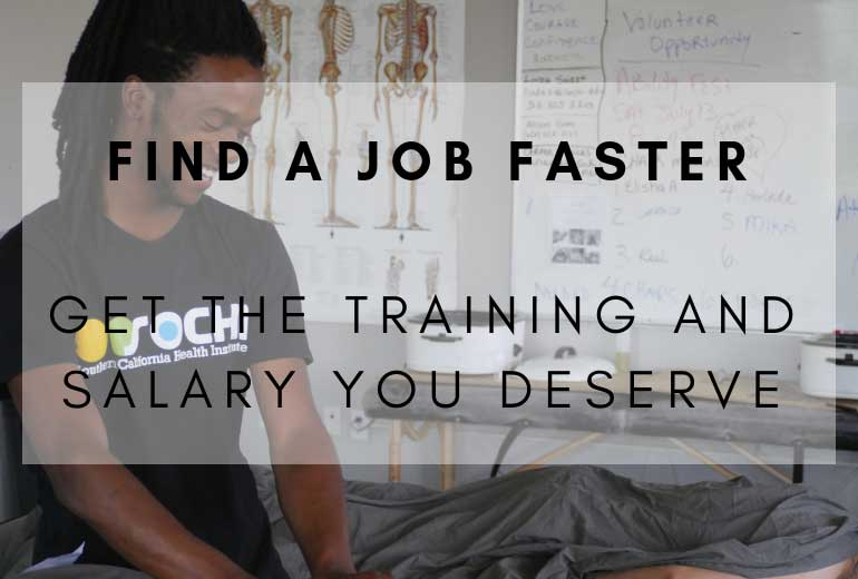 Get the Training and Salary You Deserve