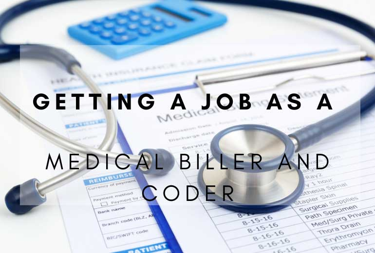 Job as a Medical Biller Coder