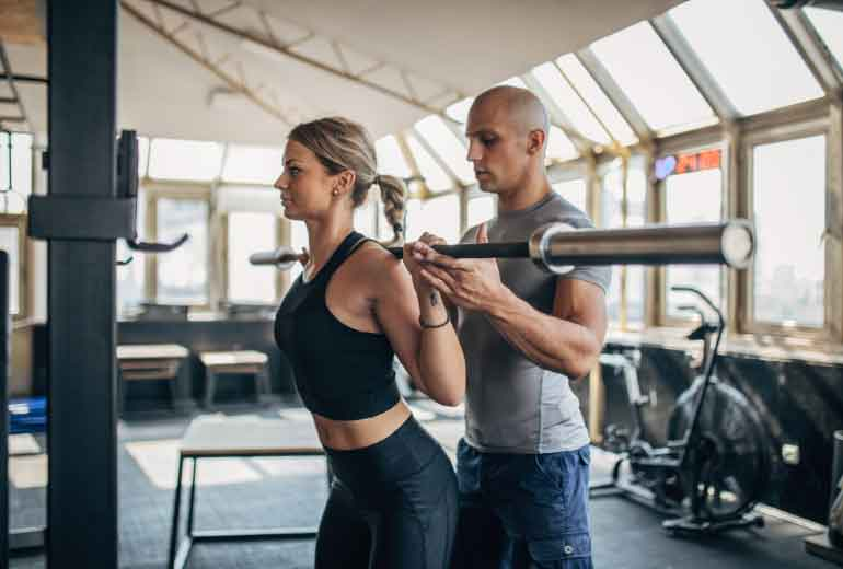 Transition into Online Personal Training