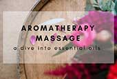 Benefits of Aromatherapy Massage