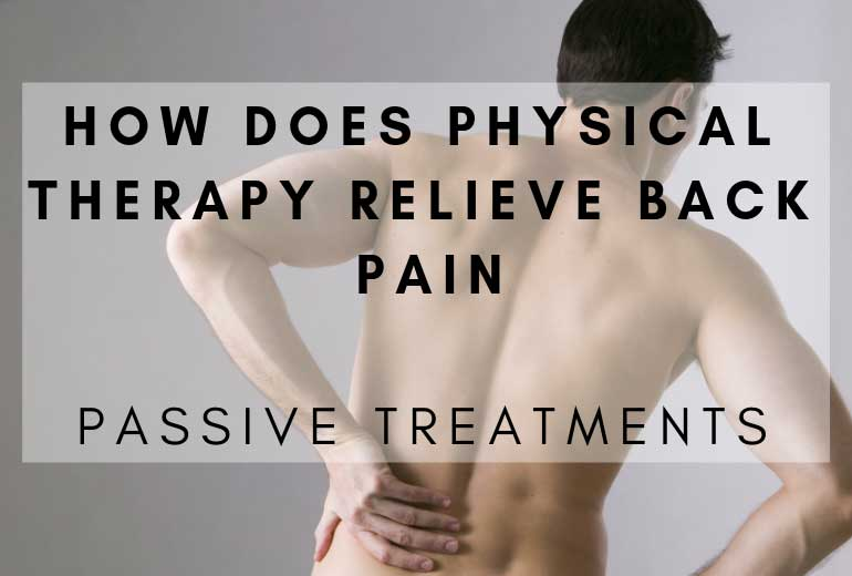 Physical Therapy Relieve Back Pain