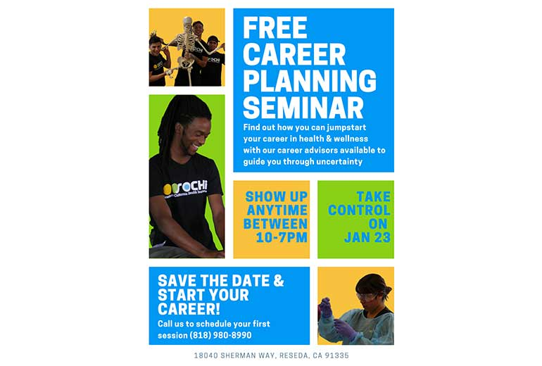Free Career Planning Seminar