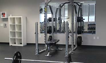 fitness clinic equipments