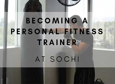 Becoming a Fitness Trainer